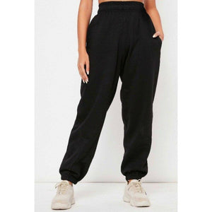 Women Casual Sport Pants Solid Pants Female Tracksuit High Waist Ladies Sweatpants Trousers