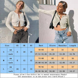 2020 Autumn Sexy Slim Fit Sweater 2020 Women Long Sleeve Open Front Cardigan Button Up Knitting Jumper Crop Tops Mujer White