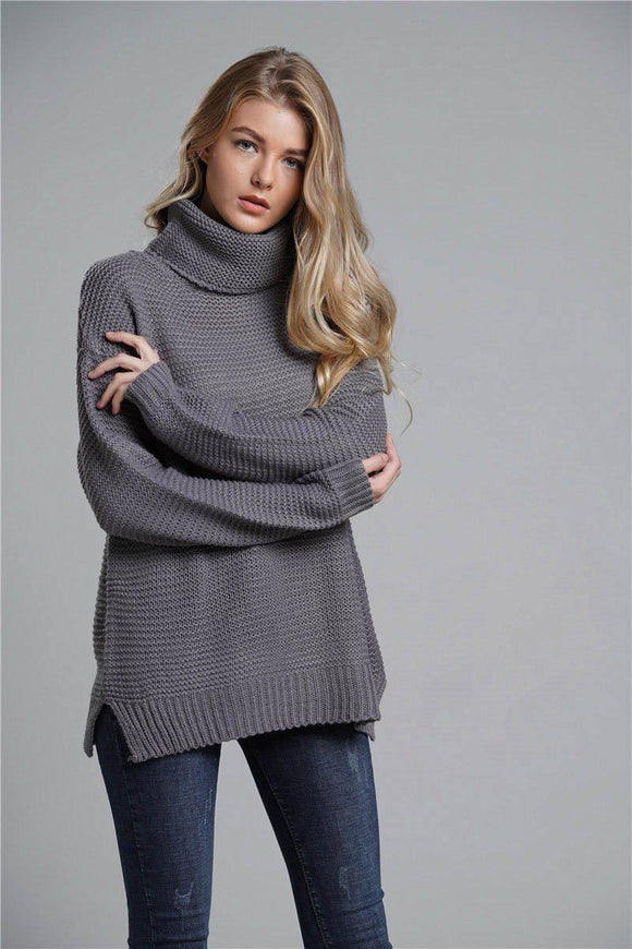 Fashion Woman Winter Sweater 2020 Knitwear Hot Sale 6 Colors Solid Women'S Turtleneck Sweater 2020 And Pullovers Jumper