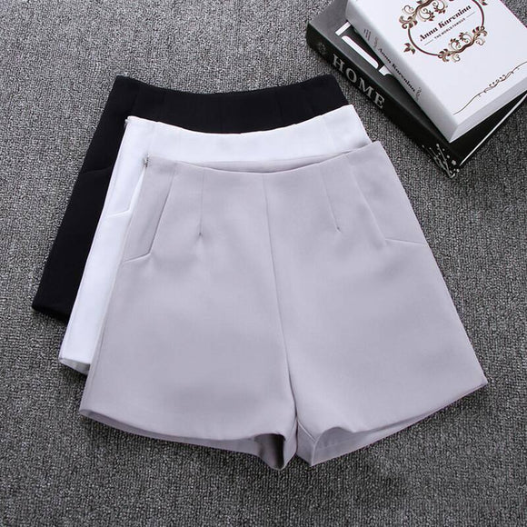 Sexy Skirt New Summer Hot Fashion New Women Shorts Skirt 2021 High Waist Casual Suit Shorts Black White Women Short Pants Ladies Shorts