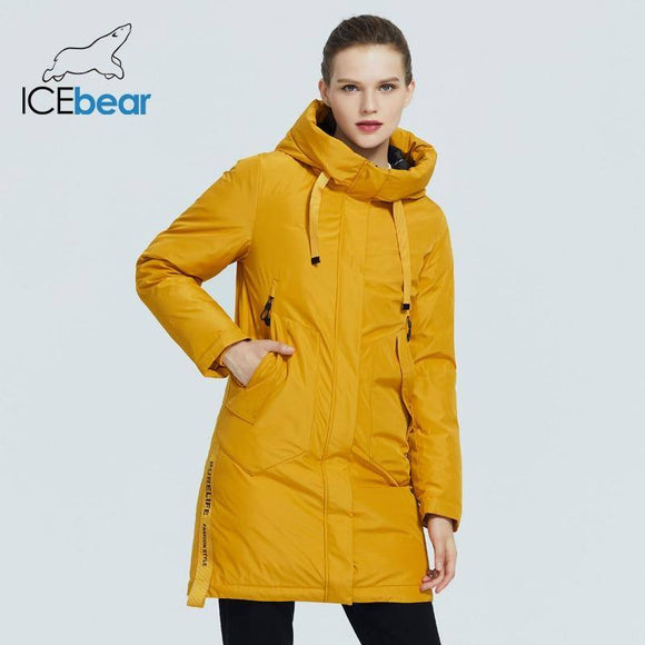 Women Winter Jacket Female Parka With A Hood Casual Wear Quality Coat 2020 Brand Clothing Gwd20035I