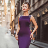 Purple Evening Dresses 2020 Satin Mermaid Long Evening Dresses 2020 Purple Prom Dresses Beadings Women Backless Formal Party