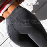 Cheap Jeans, Woman Shaping Hip Jeans Edition High Stretchy High Waist Shaping Sexy Peach Hip Pants Tight Trouser