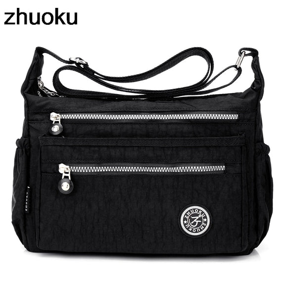 Women Messenger Bags 2020 Mini Ladies Nylon Handbags Shoulder Bag 2020 For Women Tote Handbag Bolsas Feminina Crossbody Bags