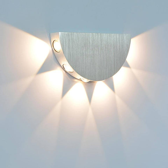 YooE Indoor LED Wall Lamp 2020 Modern Decorate Wall Sconce Livingroom Bedroom aisle BedsideLED Wall Light