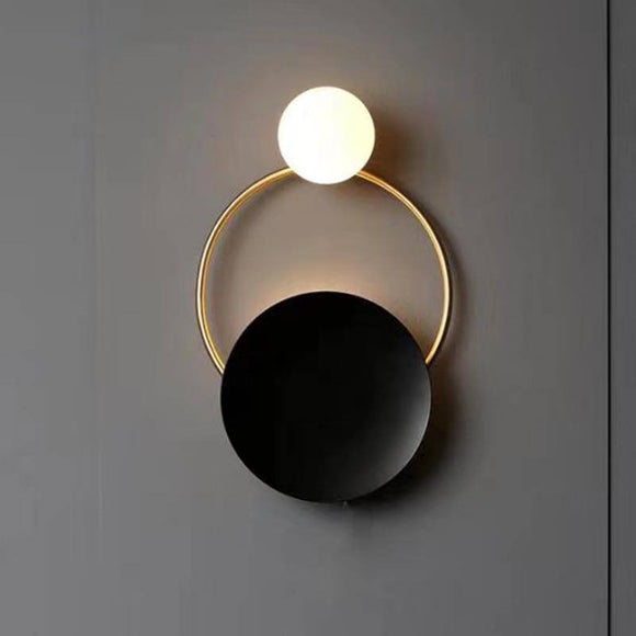 Nordic Modern Iron Metal LED Decorative Lights Wall Light Living Room Tiffany Sconce Wall Lamp 2020 Bedside Bedroom Wall Light Lamp 2020