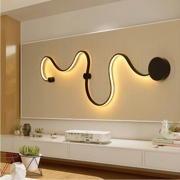 Minimalist Modern Led Wall Light Led Sconce Wall Lamp 2020 For Home Bedroom Living room Bathroom Corridor Hotel Wandlamp LED Lustres