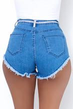 DIAMOND POCKET SHORTS - Vanitique