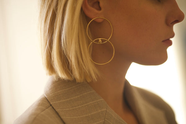 Roberta Boucles d'oreilles / Earrings