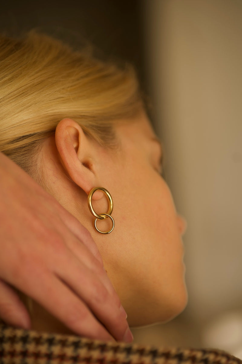 Claudine Boucles d'oreilles / Earrings