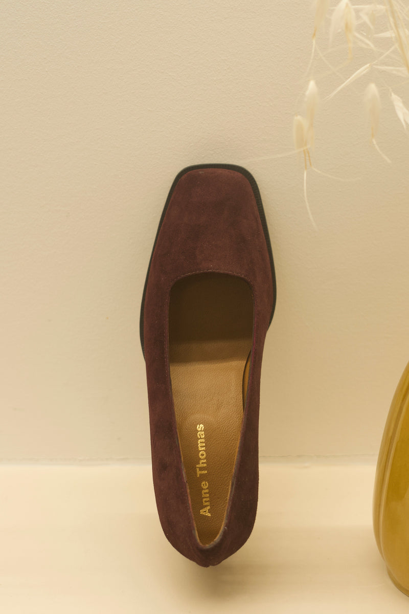 Simon Pump Bordeaux / Size 36