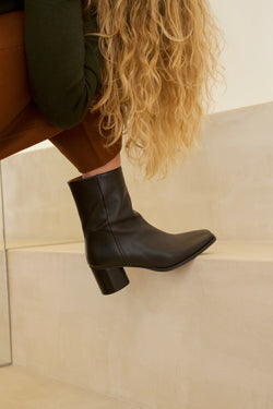 Simon Boots Black