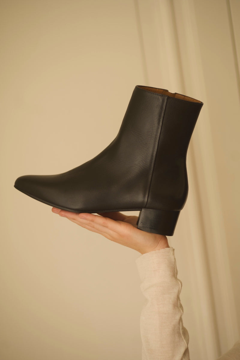 Michèle Boots Calf Black