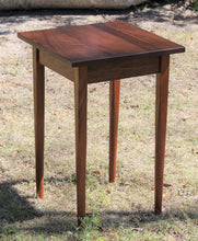 Load image into Gallery viewer, Shaker Inspired End Table in Walnut - anderson-furniture-and-design