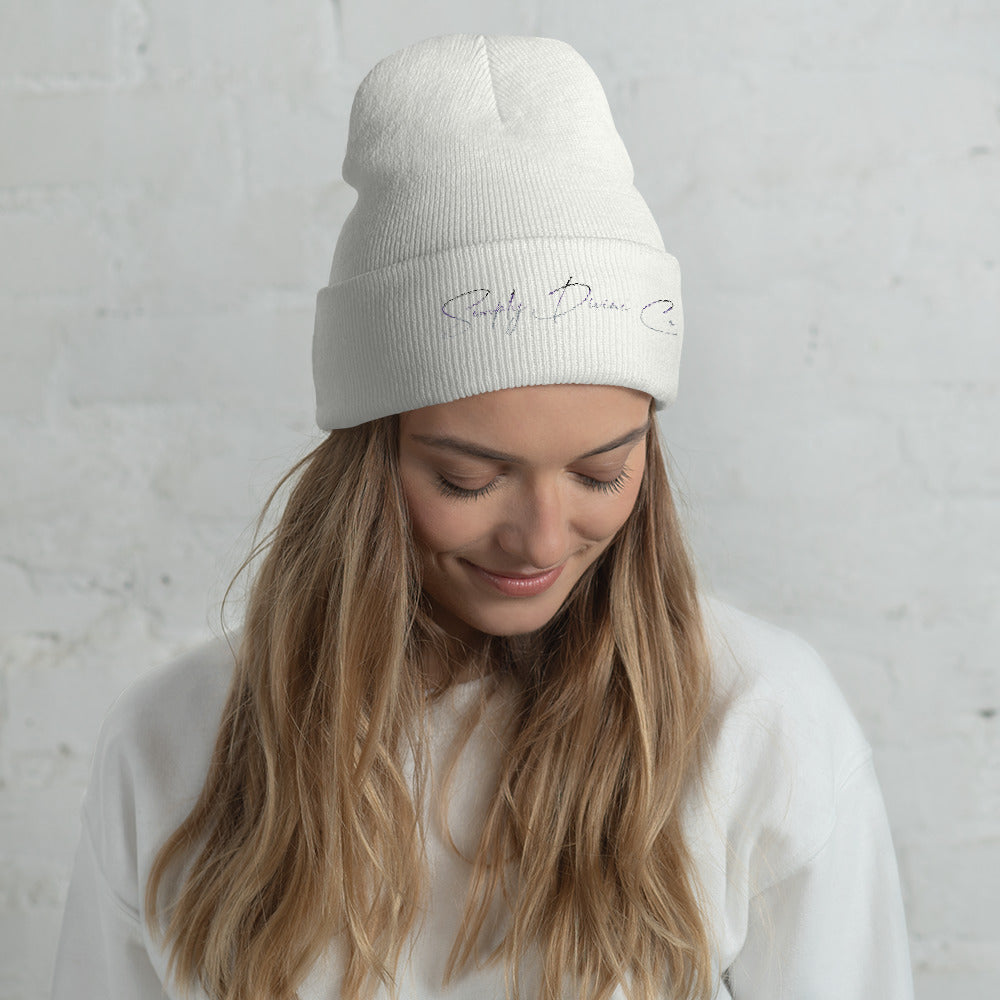 Cuffed Beanie (Simply Divine Co)