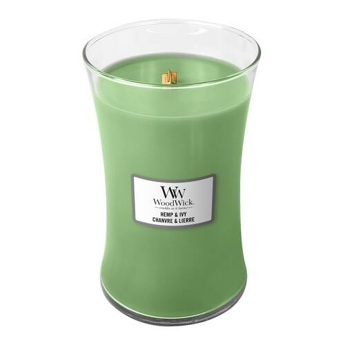 Woodwick - HEMP & IVY