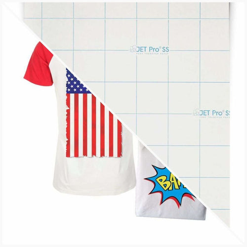 JET PRO SOFT STRETCH HEAT TRANSFER PAPER