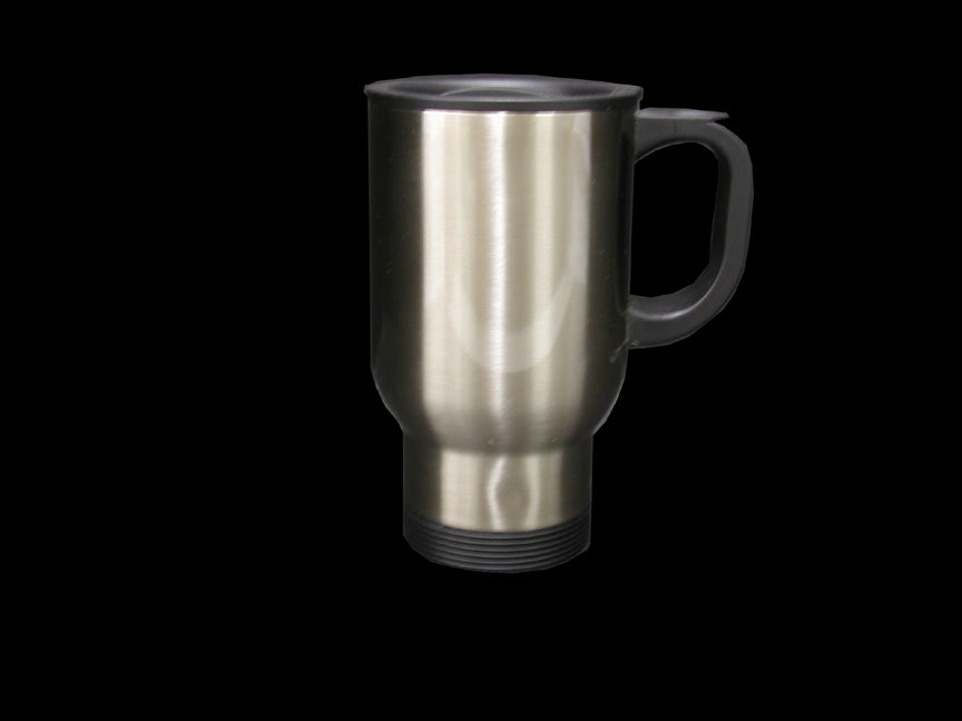 14 OZ. SUBLIMATABLE TRAVEL MUG