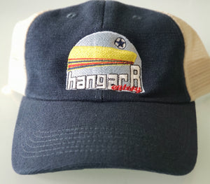 Hemp Navy Trucker
