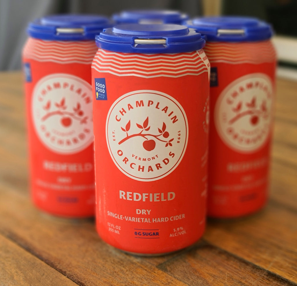 Champlain Orchards Redfield Dry Hard Cider
