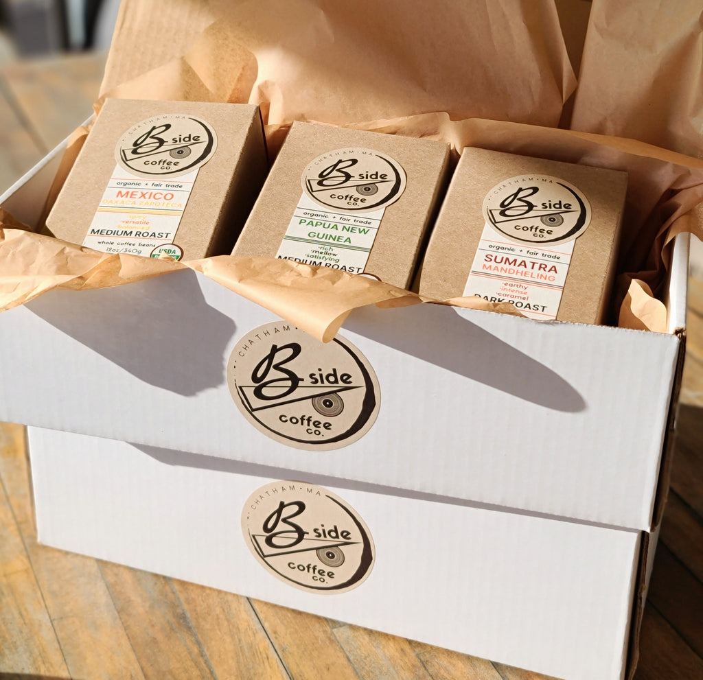 B-Side Coffee Gift Box