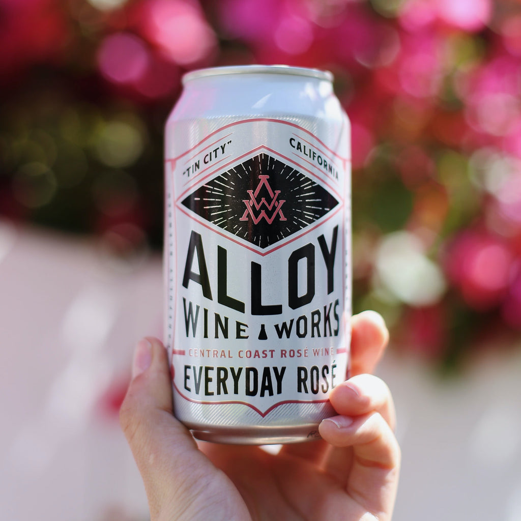 Alloy Wine Works Central Coast Rose
