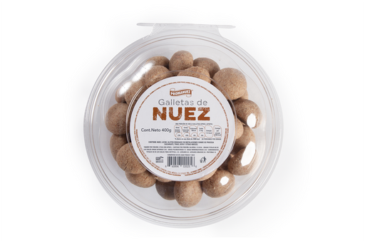 GALLETA DE NUEZ