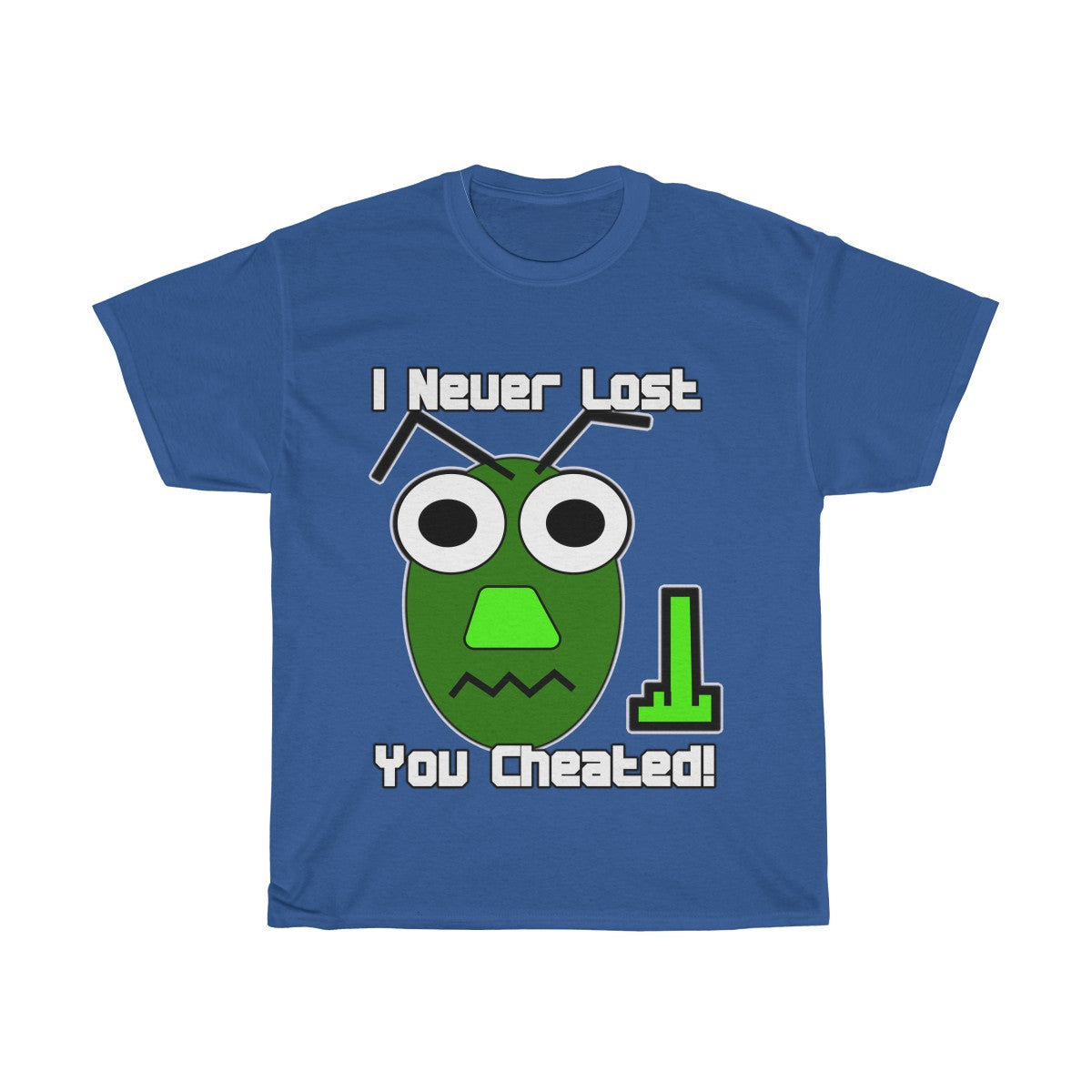 I Never Lost You Cheated Cotton Tee