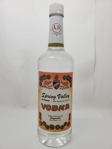 Spring Valley Vodka 1 Liter