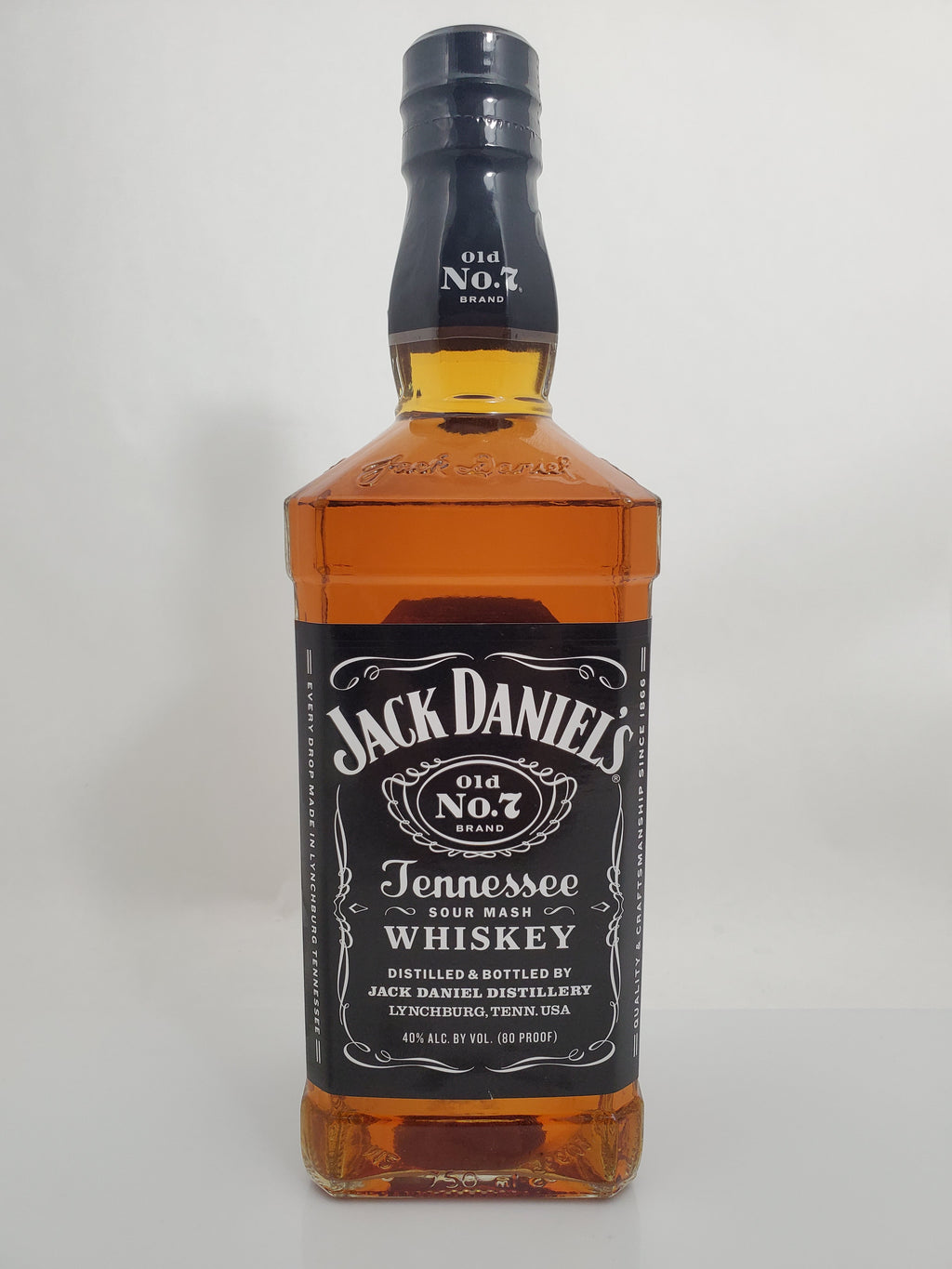 Jack Daniels Whiskey 750 ml