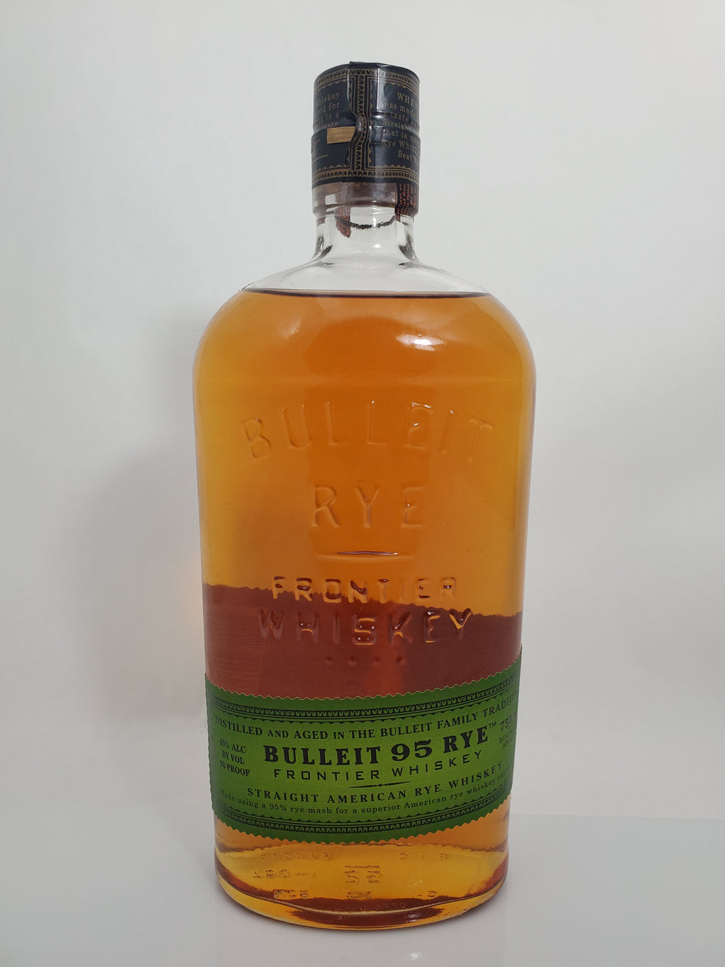 Bulleit Rye Whiskey 750 ml