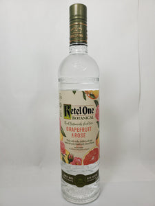 Ketel One Botanical Grapefruit & Rose Vodka 750 ml