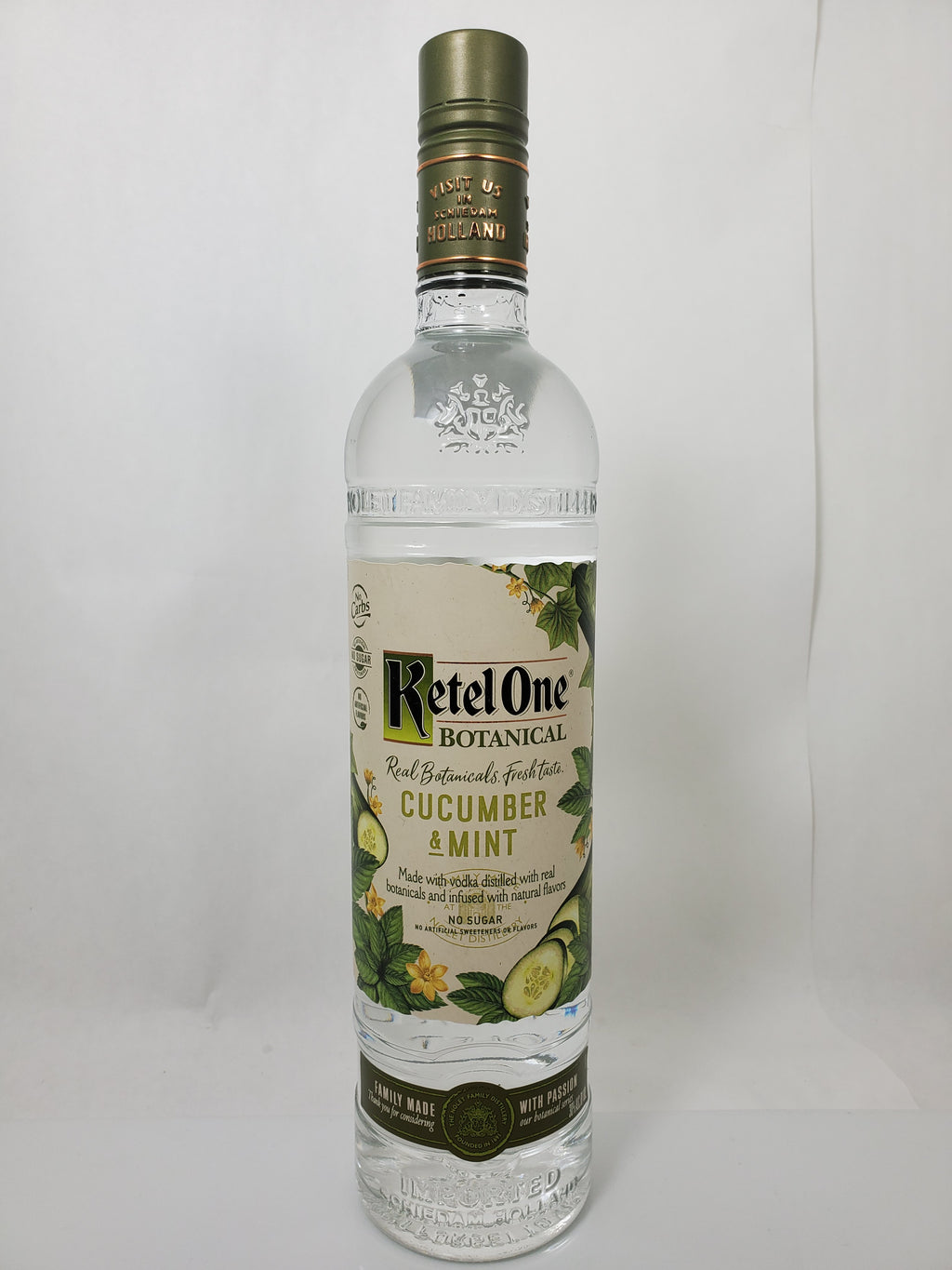 Ketel One Botanical Cucumber & Mint Vodka 750 ml
