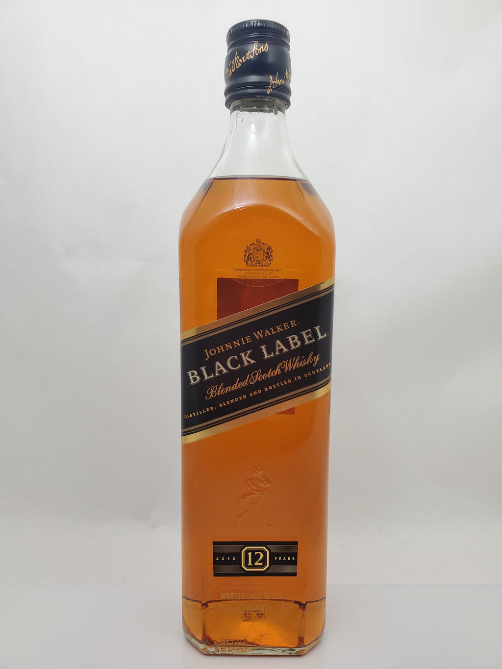 Johnny Walker Black Label Scotch Whiskey 750 ml