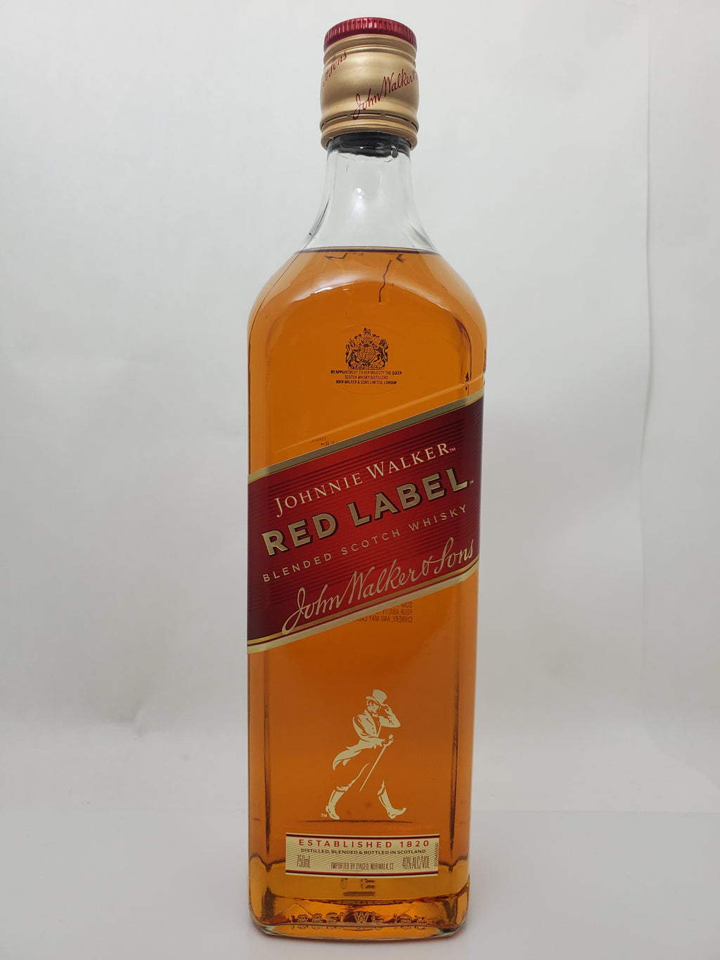 Johnny Walker Red Label Scotch Whiskey 750 ml