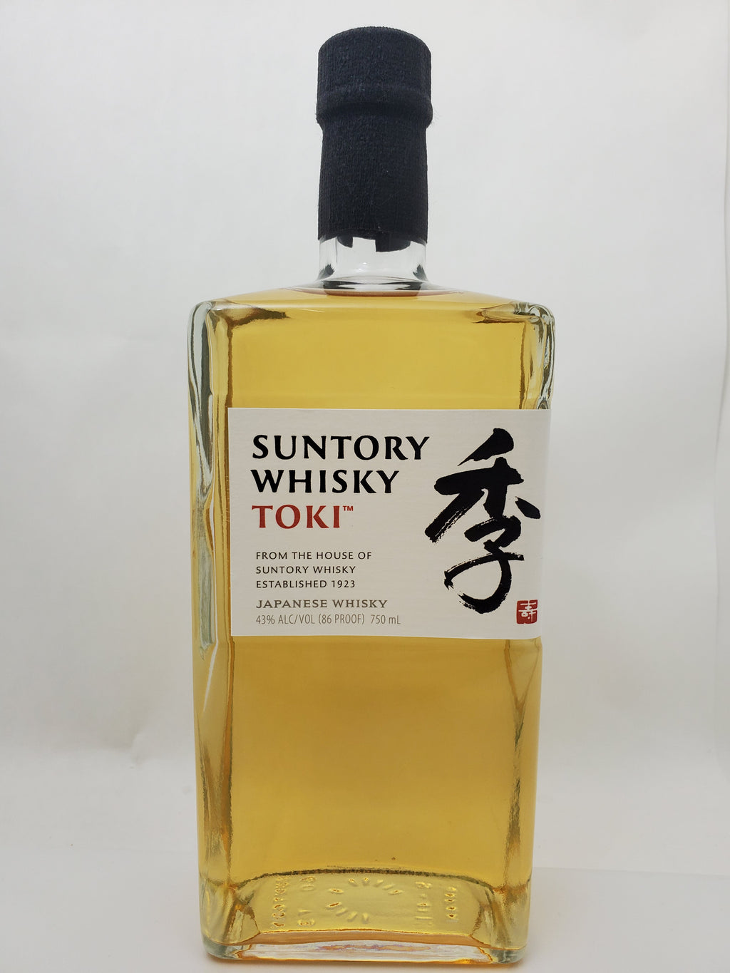 Suntory Toki Japanese Whiskey 750 ml