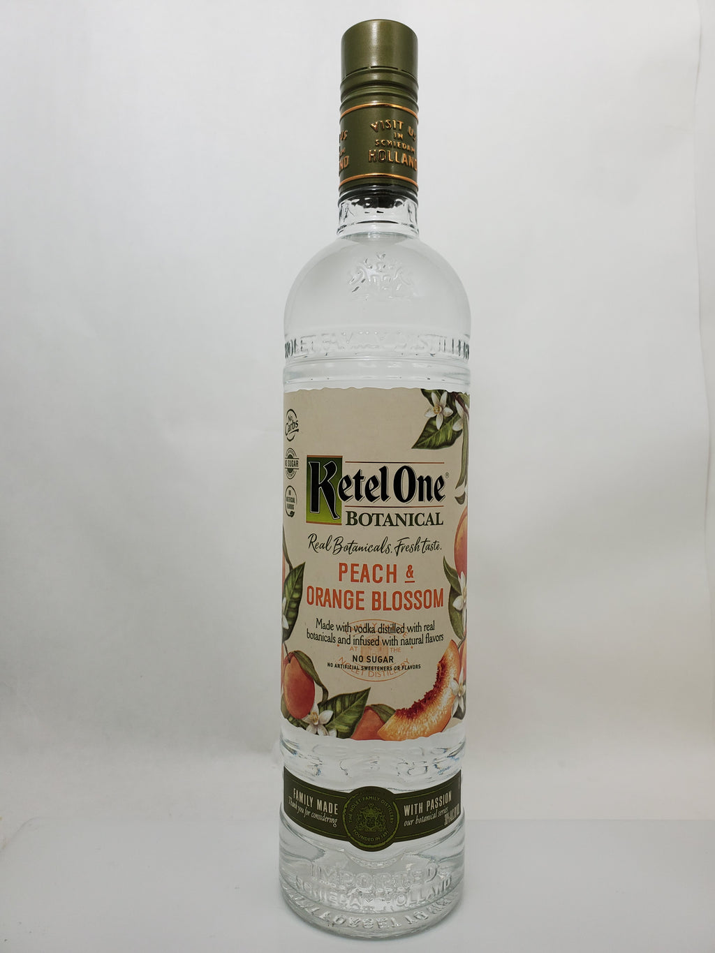 Ketel One Botanical Peach & Orange Blossom Vodka 750 ml