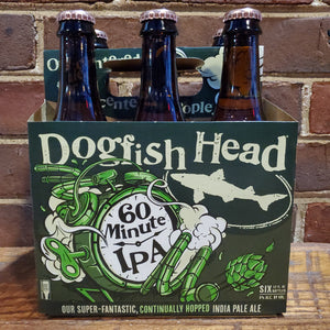 Dogfish Head 60 minute IPA 6 pack