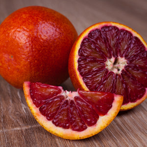 ORANGES, BLOOD (by the pound)