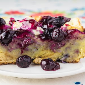 Blueberry French Toast Casserole - TH