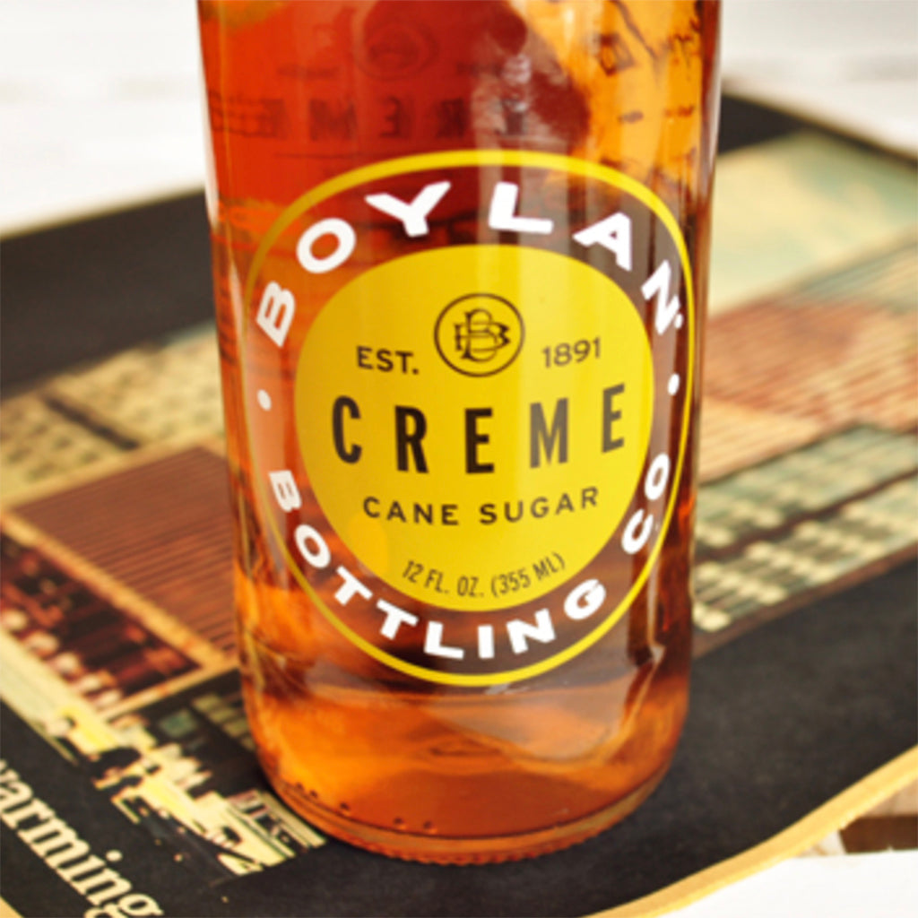 Boylan Cream Soda (4 pack)
