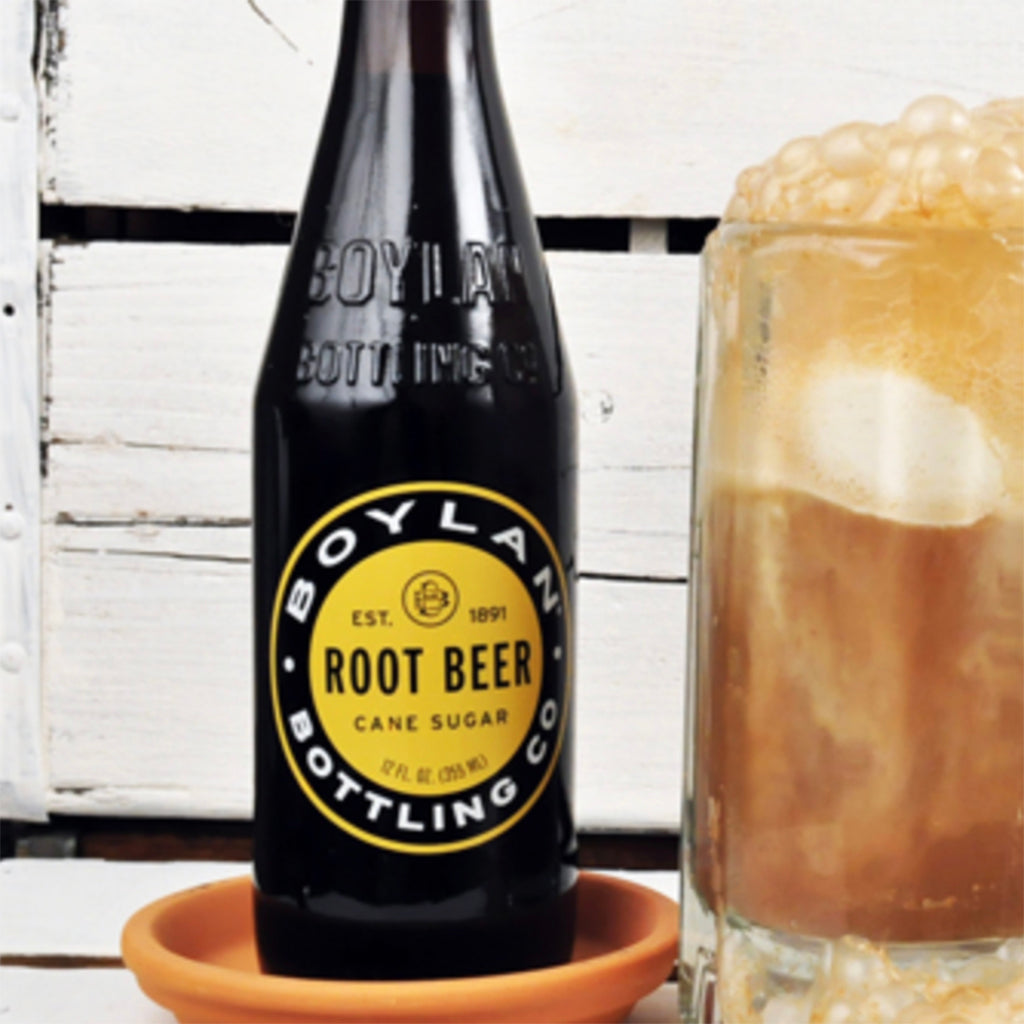 Boylan Root Beer (4 pack)