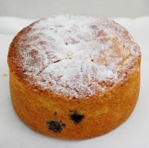 Blueberry Cake - TH