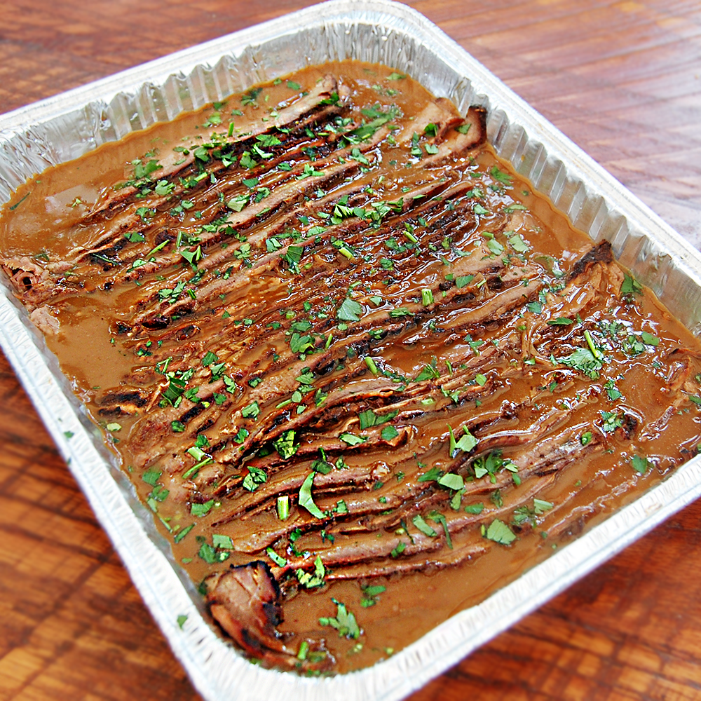 Beef Brisket With Gravy - PA