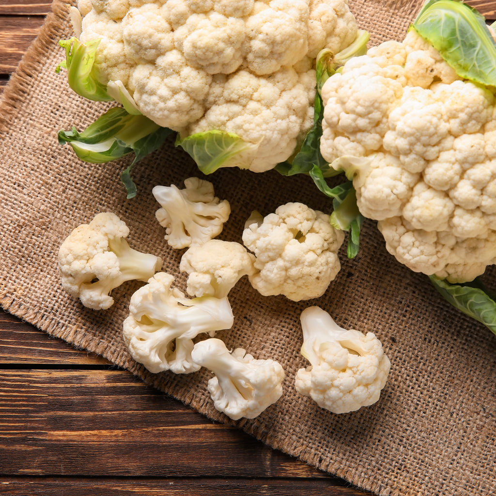 CAULIFLOWER (by the each)