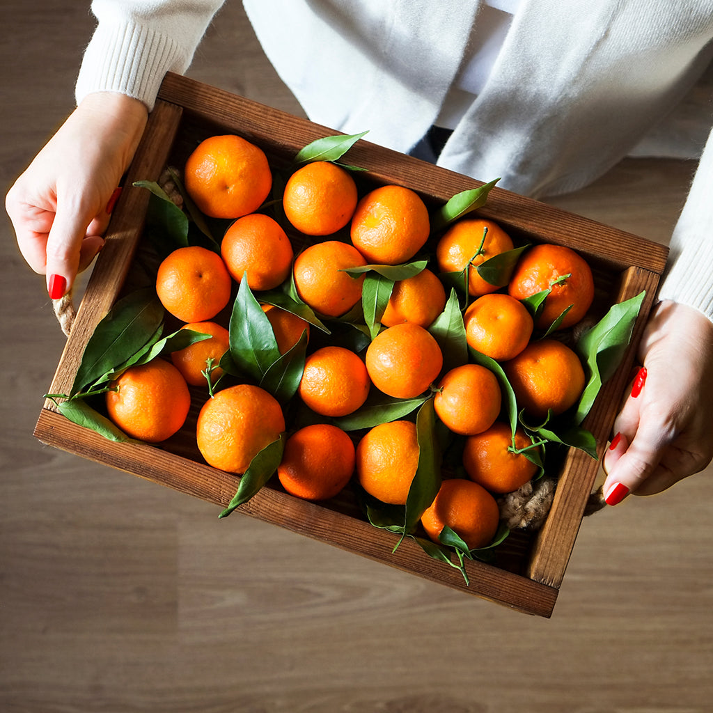 CLEMENTINES, GIFT BOX (by the box)