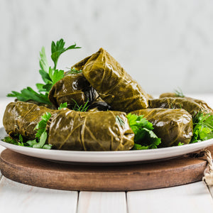 Stuffed Grape Leaves (Dolmades) (by the dozen)