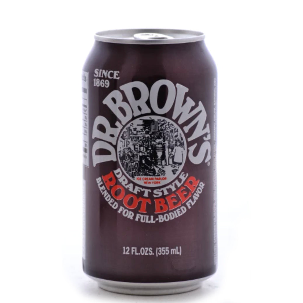 Dr. Brown's Root Beer (6 pack)