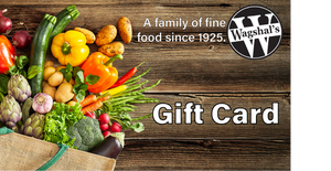 Wagshal's Gift Card