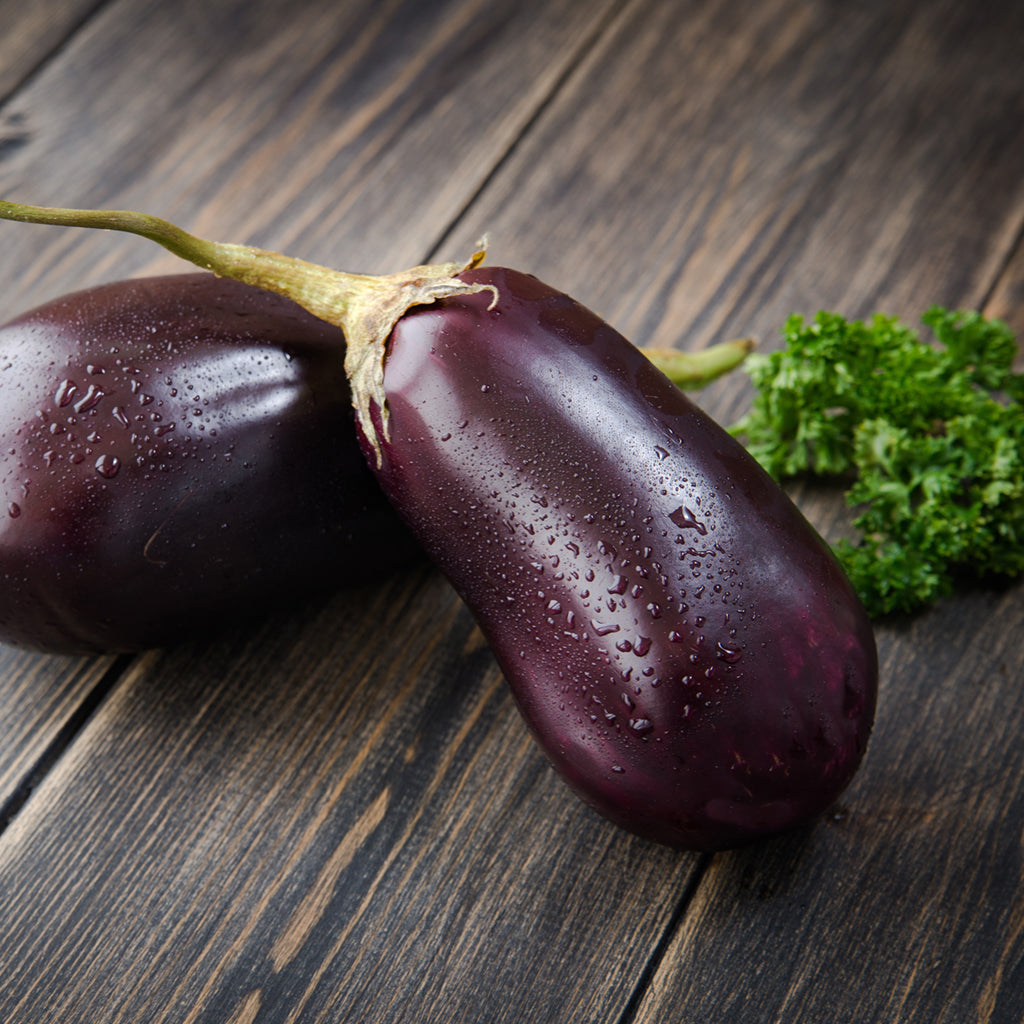 EGGPLANT  (by the pound)
